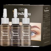 Brow Henna - Set Brunette