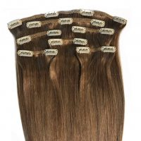 Clips Hair - 7 Pieces - IDANA Beauty