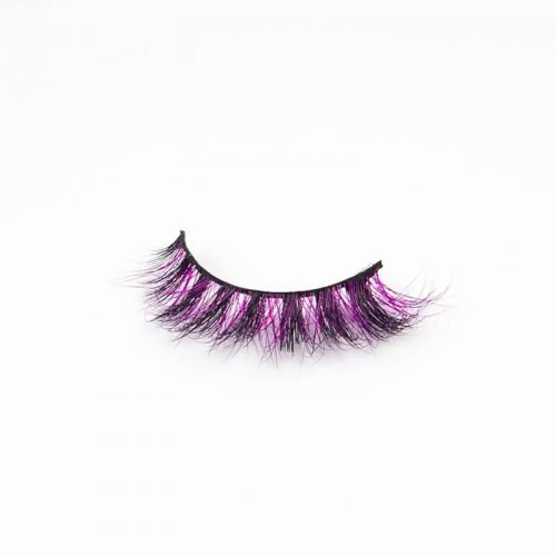 Mink 3D Färgade Lashes - IDANA Beauty