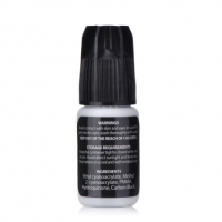 IB Sensitive Glue (for very sensitive person) - Black - Franslim - 5ml