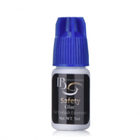 IB Safety Glue (for very very sensitive person) - Black - Franslim - 5ml