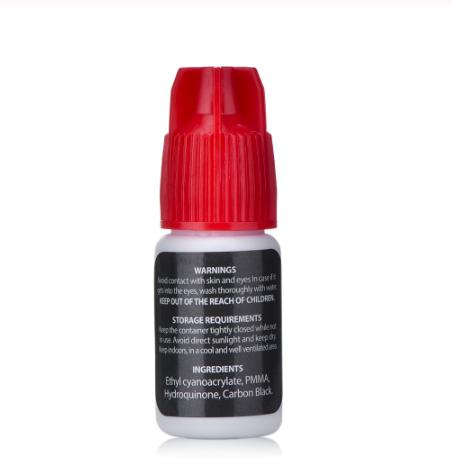 IB Ultra Bonding Glue - Black - Franslim - 2-4 sek - 5ml