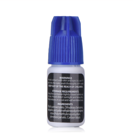 IB Safety Glue (for very very sensitive person) - Black - Franslim - 5ml