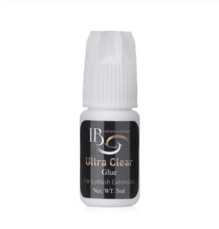 IB Ultra Clear Glue - Transparent - Franslim - 2-4 sek - 5ml