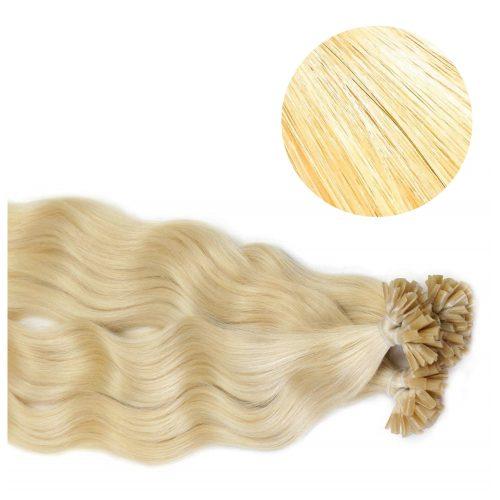 Nail Hair - Wavy - 50g - Blond - #24