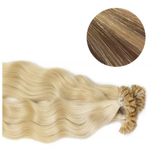 Nail Hair - Wavy - 50g - MixColour - #18/22