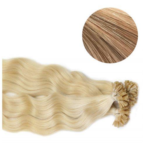 Nail Hair - Wavy - 50g - MixColour - #27/613