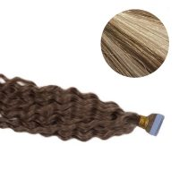 Tape Hair - Curly - 50g - MixColour - #18/60