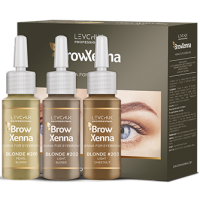 Brow Henna - Set Blonde