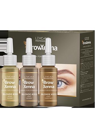 Brow Henna - Set Blonde