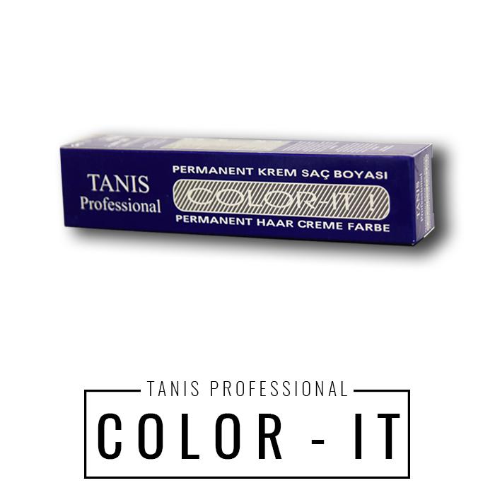 Tanis Professional - Color-IT - Hårfärg