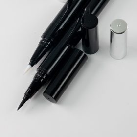 Magnetic Eyeliner Pen - Svart & Transparent - IDANA Beauty