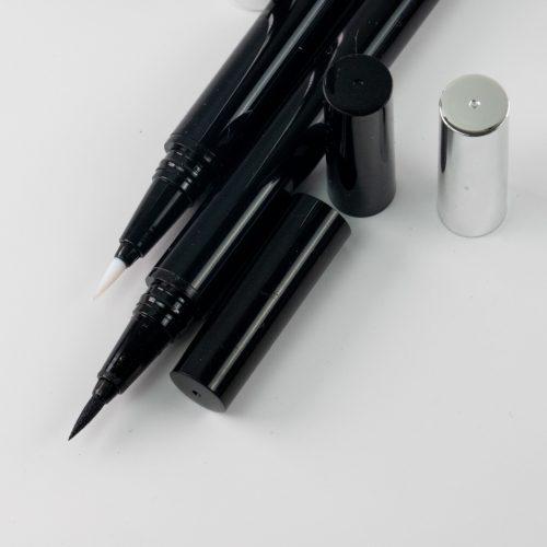 Magnetic Eyeliner Pen - Svart & Transparent - IDANA Beauty