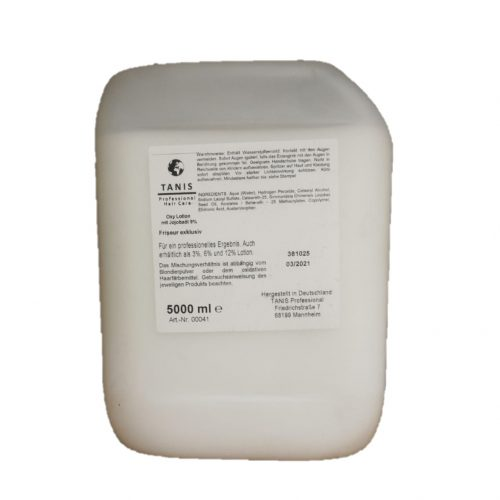 Tanis Professional - Väte Oxid - 5L - 3-12%