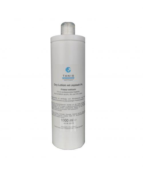 Tanis Professional - Väte Oxid - för hårfärgning - 1L - 3-12%