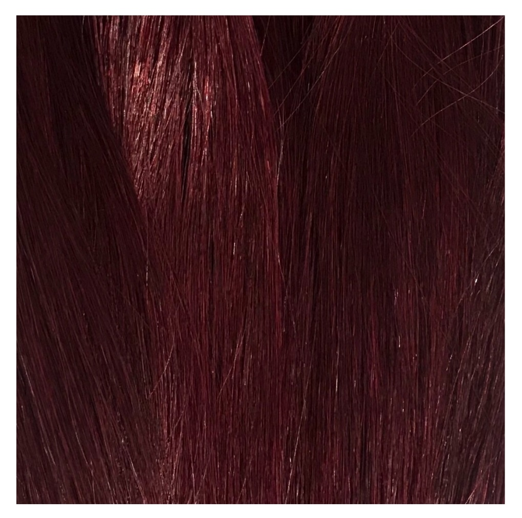 Färg #99J - Mörk Plommon Röd