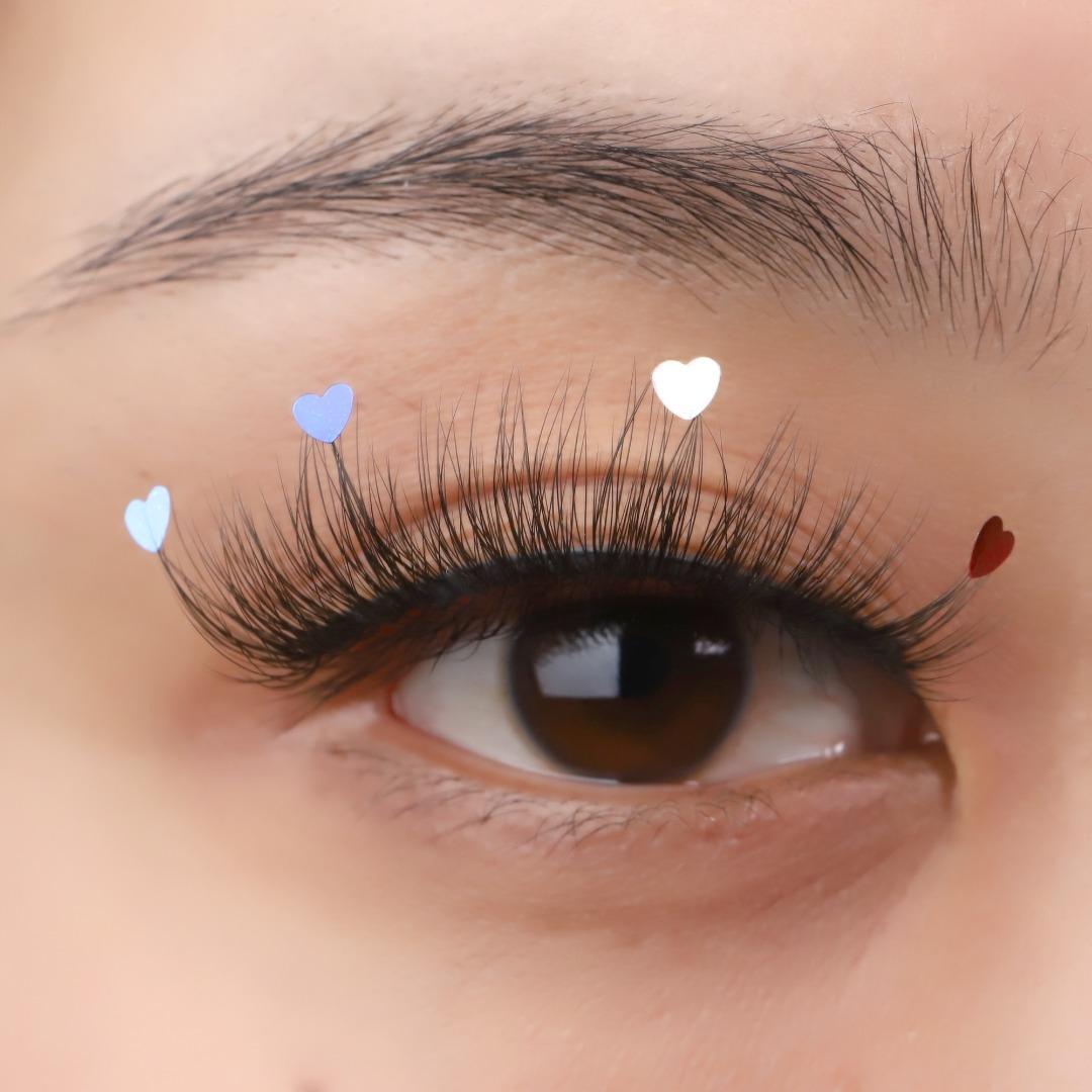Lösögonfransar - Mink 3D - IDANA Beauty